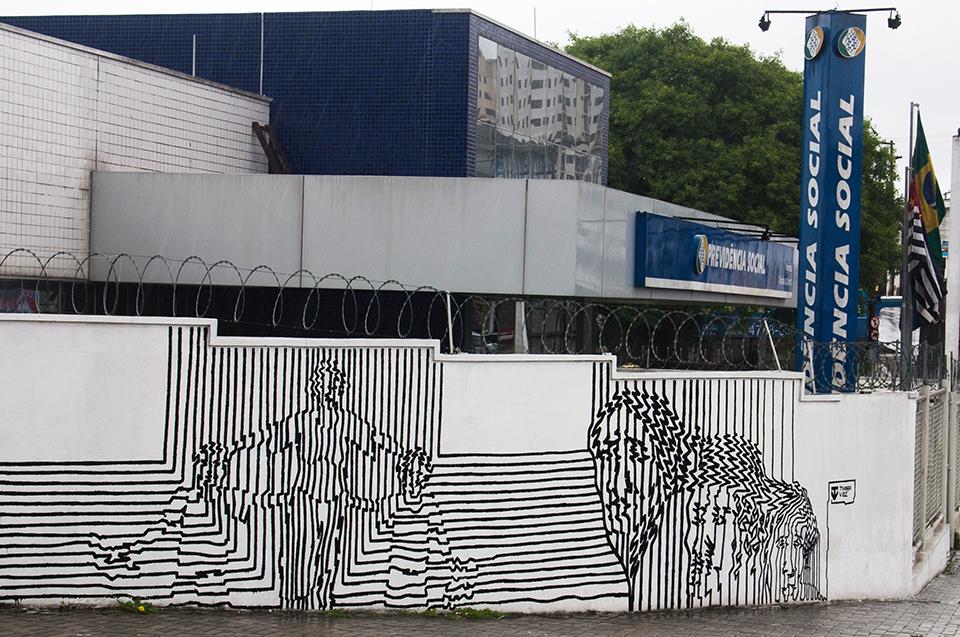 mural, arte urbana, urban art, arte contemporânea, contemporary art, grafite, graffiti, São Paulo, Brasil, BR,